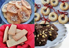 Farmors jødekager og 5 tip til småkagebagning Shortbread, Doughnut, Fudge, Baking Recipes, Sweet Tooth, Cheesecake, Cookies, Tips, Breakfast