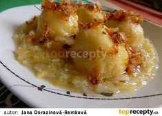 Czech Recipes, Ethnic Recipes, Dumplings, Gnocchi, Main Meals, Baked Potato, Potato Salad, Macaroni And Cheese, Side Dishes