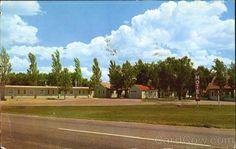 Poplar Motel, Junction 12-75 Ortonville Minnesota