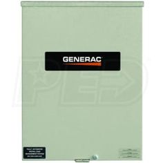 Generac Rtsw300a3 300 Amp Automatic Smart Transfer Switch W Power Management Service Disconnect Transfer Switch Portable Generator Cummins Onan