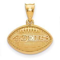 "LogoArt NFL Dallas Cowboys Sterling Silver Lrg Pendant Necklace 18/"""