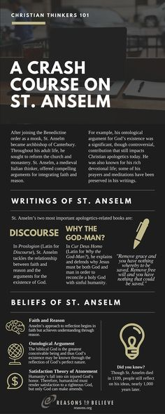 (open to enlarge) St. Anselm of Canterbury ~ AnaStpaul - Saint of the Day - April 21, 2017
