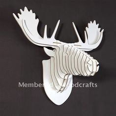 DHL/EMS Free Shipping elegant wall decor removable arts and crafts ! Euro Style Reindeer Wall Decor ,Deer Head Mounted , Christ $450.00
