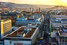 Stuttgart, Baden-Württemberg, Germany (source: https://www.flickr.com/photos/alphatier/) by fresch-energy via Flickr