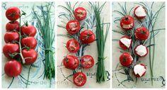 Farcis de tomates grappes