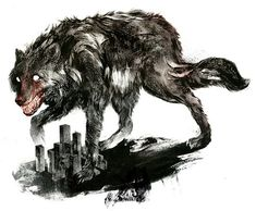 Beautiful, inspirational and creative images from Piccsy. Thousands of Piccs from all our streams, for you to browse, enjoy and share with a friend. Spirit Animal Tattoo, Wolf Spirit Animal, Wolf Illustration, Animal Illustrations, Wolf Sleeve, House Of Wolves, Acid Trip, Werewolf, Cool Art