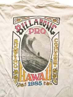retro surf tees - Google Search