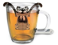 Pin for Later: 100+ Gifts For Everyone on Your Holiday List Tea Infuser Kikkerland Frog Tea Infuser ($12)