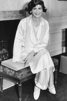Coco Chanel on her first trip to New York City, 1931| 11 Photos of Coco Chanel You've Never Seen Before via @WhoWhatWear