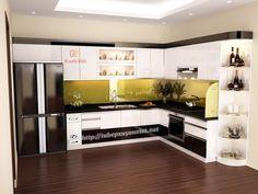 Interior Design Kitchen, Kitchen Cabinets, House Design, Home Decor, Eye Liner, Kitchens, Decoration Home, Room Decor, Cabinets