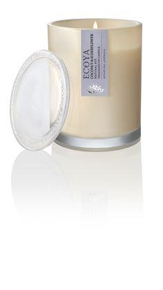 ECOYA Metro Jar - Coconut & Elderflower  http://www.ecoya.com/