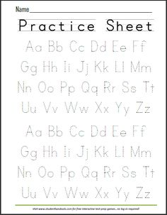Worksheet Alphabet Learning Worksheets alphabet worksheets cases and preschool on pinterest this free reproducible worksheet features the print english latin twice appears in dashed lettering fo