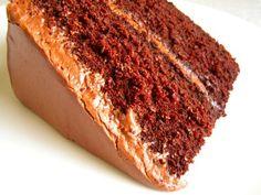 Homemade Deluxe Chocolate Cake Mix