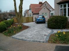 front garden parking ideas uk Front Garden Decor Ideas