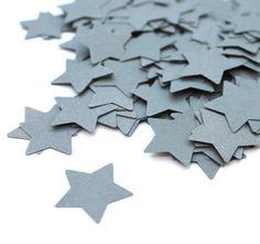 200 Konfetti Sterne für Tischdekoration zum von ChristianePaper, $3.00