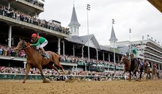 Go to the kentucky Derby and bet on the horses