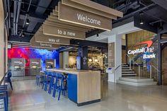 Capital One Union Square Flagship by CallisonRTKL, New York City » Retail Design Blog