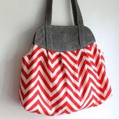 Showoff Bag Sewing Pattern PDF