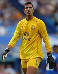 Joel Robles, Everton