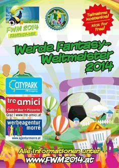 Fantasy WM 2014 - Sammle Punkte und werde Fantasy-Weltmeister 2014. Teilnahme kostenlos!