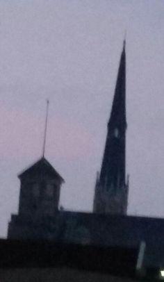 6/13/15 church by the burlngoton hospital