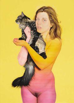Jenny Morgan, Venus in Furs, 2014