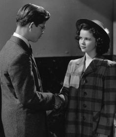 Shirley Temple Miss Annie Rooney | annie rooney 1942 as miss annie rooney we have miss shirley temple ...