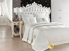 Narzuta na łóżko Aspen