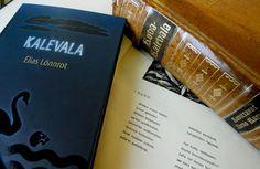 "Kansalliseepoksella on sijansa nyky-Suomessa: ""Kalevala on moderni teos"" Cover, Books, Libros, Book, Book Illustrations, Libri"