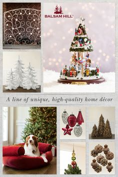 From holiday decor to home furnishings, Balsam Hill's traditional home decor selection allows you to create a timeless look for your home that will keep it elegant any time of year. Save up to 50% & get free shipping in our Christmas in July Sale. #ChristmasinJuly