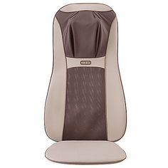Get a warm, soothing massage anytime with the HomMedics Shiatsu Elite Massage Cushion with Heat. Deep kneading massage pressure helps to relieve tightness and tension, improve circulation and give you an overall feeling of well being.