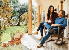 Chip Gaines sits on the rustic front porch of the farmhouse he shares with his wife, Joanna, and their four kids. On the crisp, green lawn are two abandoned…