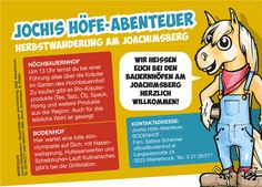 Jochis-Hoefe-Abenteuer