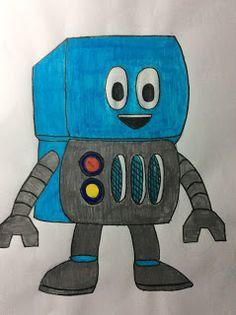 HenArte & TIC's: Los ROBOCORT  de European Robotics Week