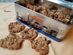 Jemne chrumkavé ovsené koláčiky (fotorecept) - recept | Varecha.sk Banana Bread, Oatmeal, Breakfast, Diabetes, Desserts, Food, Diet, The Oatmeal, Morning Coffee
