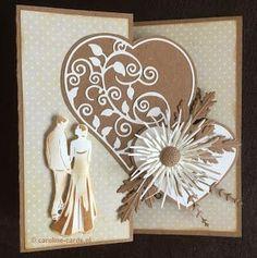 Caroline Cards: Pas getrouwd#JustMarried
