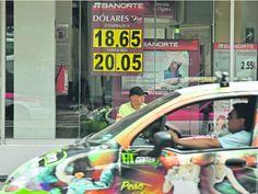 Tras semana negra el dólar cierra en 20.09 pesos - Informador.com.mx