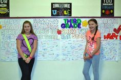 Kindness at Clifton School 13 spreads like wildfire