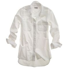 Madewell MADEWELL Perfect Ex-Boyfriend Shirt