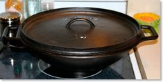 Cooking in Cast Iron: Home ... a whole website dedicated to cooking in cast iron!