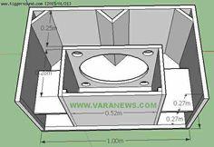 Skema box Subwoofer 18 inch DID 118 Diy Subwoofer, Subwoofer Box Design, Speaker Box Design, Subwoofer Speaker, Sub Box Design, Loudspeaker Enclosure, Diy Amplifier, Speaker Plans, Monitor
