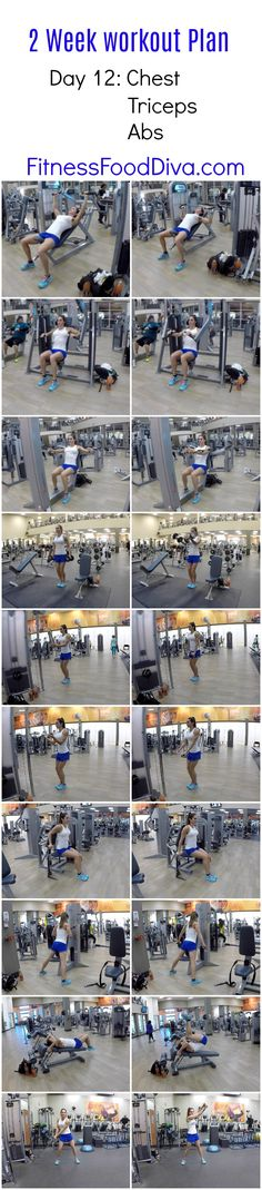 Fitness food diva workouts work outs 48 ideas for 2019 2 Week Workout Plan, Weekly Workout Plans, Workout Days, Ab Workout At Home, Workout Humor, Killer Ab Workouts, Fun Workouts, Bikini Competition Workout Plan, Fitness Motivation Pictures