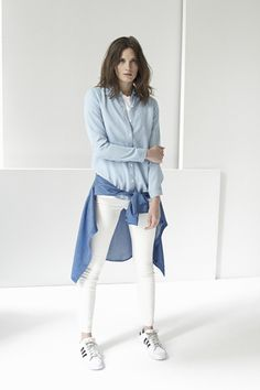 This Is Lazy-Girl Chic At Its Finest #refinery29  http://www.refinery29.com/ayr#slide8