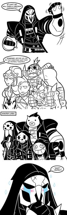 Reaper's dream
