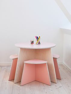 Kids room - Furniture by Small Design - Unduetre Stella