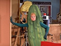 Vegetable Costumes, I Love Lucy, Laughter