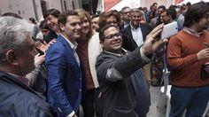 LAS CUENTAS PÚBLICAS    Rivera confirma que Ciudadanos votará a favor de los Presupuestos    El líder del partido reclama al PSOE que no b...