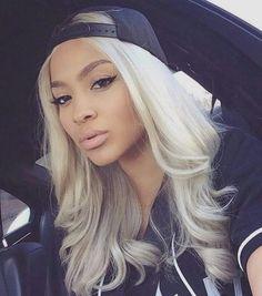 Grayish blonde