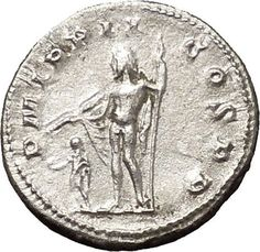 Nice Great Gordian III 239AD Silver Authentic  Ancient Roman Coin Zeus Jupiter Cult i53130 2017-2018 Check more at http://24shopping.ga/fashion/great-gordian-iii-239ad-silver-authentic-ancient-roman-coin-zeus-jupiter-cult-i53130-2017-2018/