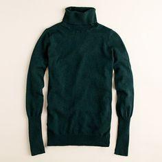 Dream Turtleneck sweater in summit green ($49)